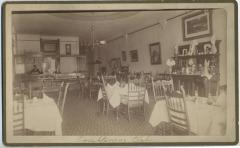 Photograph, Dining Room Of The O-wash-ta-nong Club House