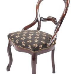 Balloon-Back Chair