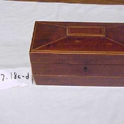 Benjamin Franklin Snuff Box