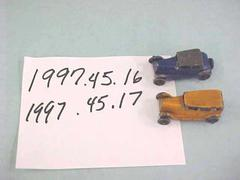 Cast Metal Toy Cars, 2