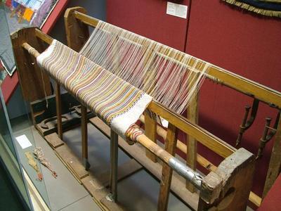 Bead Loom, The Last Supper Beadwork