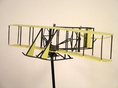 Airplane Model, Wright Model B