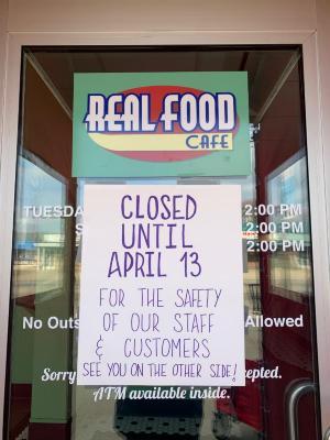 Digital Photographs, Real Food Cafe