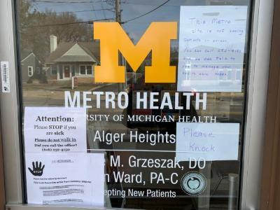 Digital Photographs, Alger Heights Metro Health