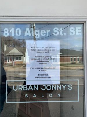 Digital Photographs, Urban Jonny's Salon