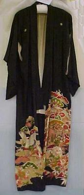Scholar's Robe, Japanese