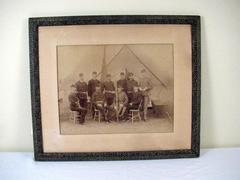 Photograph, Men Of The 1st Michigan Engineers And Mechanics