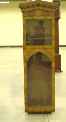 Preusser Jewelers Regulator Clock