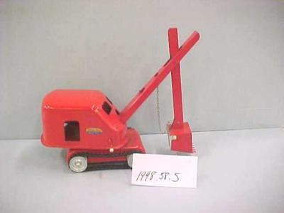 Tonka Toy Shovel