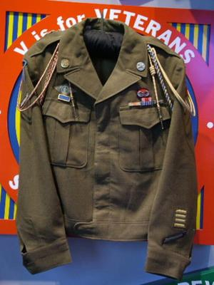 Jacket, Us Army Short Eisenhower