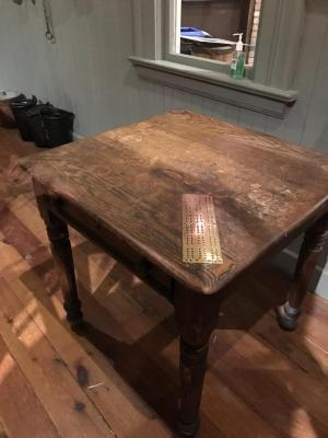 Table, Game