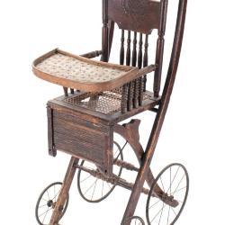 Stroller Highchair Combination