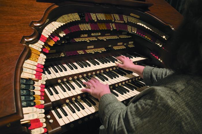 "Theater Organ, The Mighty"" Wurlitzer"""