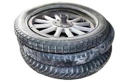 Auto Part, Tires Without Wheels (5)