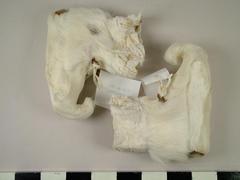 Boots, Reindeer Skin (pair)