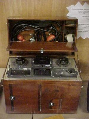 Electrocardiograph (ekg) Machine