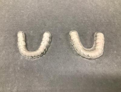 Set Of Dental Molds