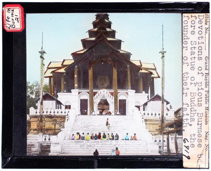 Life in Burma Slideshow