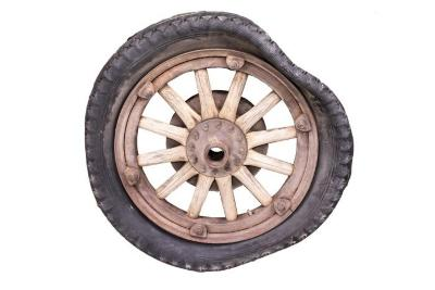 Auto Part, Tires With Wheels (2)