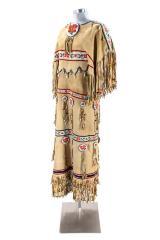 Deerskin Dress, Regalia