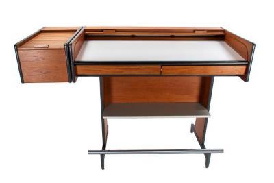 Action Office Rolltop Desk