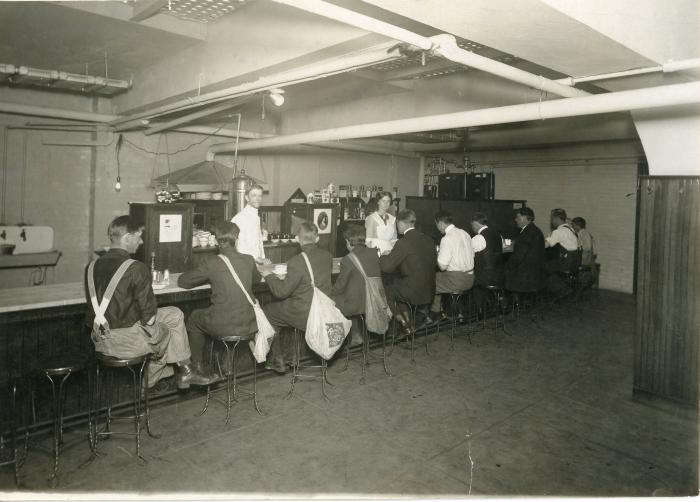 Photograph, Evening Press Staff