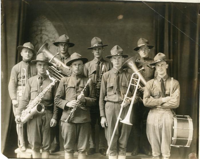 Photograph, Band Members