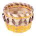 Small Splintwood Basket