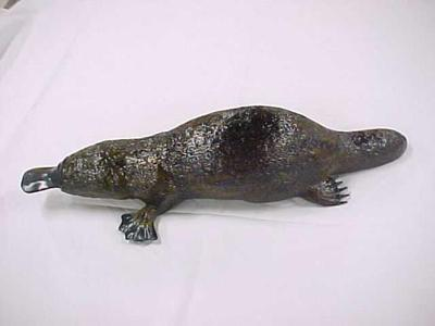 Duck Billed Platypus Model Reproduction