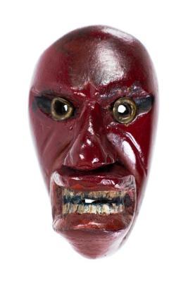 Miniature False Face Mask