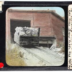 Lantern Slide, Load of Gypsum Rock