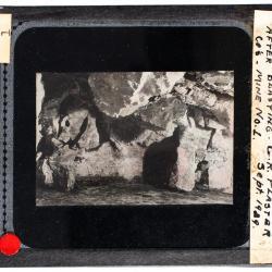 Lantern Slide, Gypsum Rock
