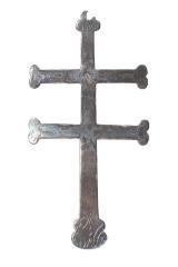 Cross, Double Silver