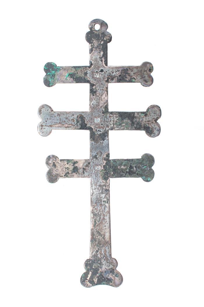 Cross, Double Barred