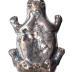 Pendant, Silver Totem