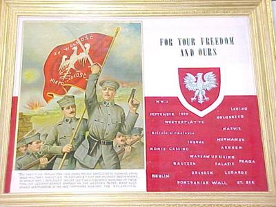 Poster, Call To Arms For The Reunification Of Poland