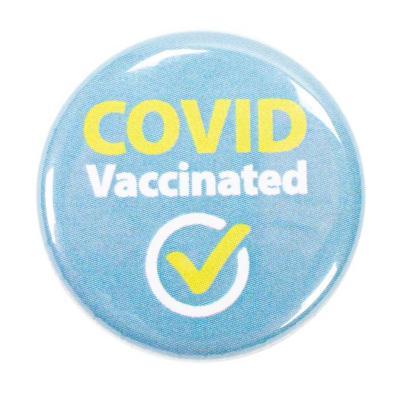 COVID Pinback Button