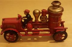 Fire Engine, Toy