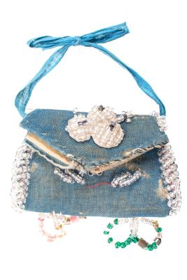 Miniature Purse And Whimsey