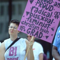 1993 Grand Rapids Pride Celebration