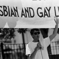 1990 Grand Rapids Pride Celebration