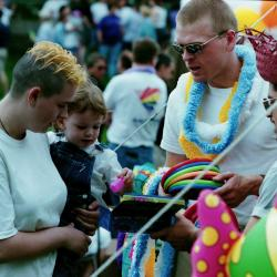 1998 Grand Rapids Pride Celebration