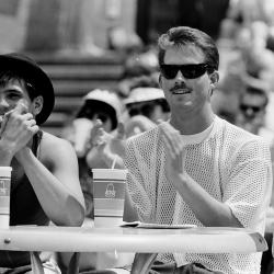 1989 Grand Rapids Pride Celebration
