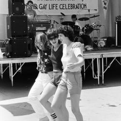 1988 Grand Rapids Pride Celebration