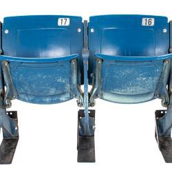 Tiger Stadium Seats