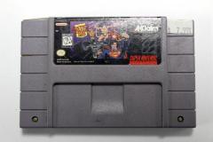 Super Nintendo Entertainment System, Justice League Game Cartridge