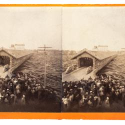 Photograph, West Side Water Power Canal