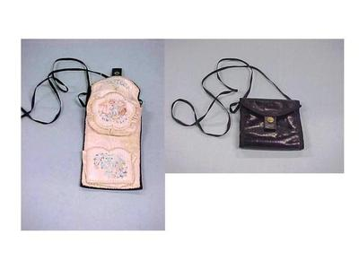 Rosary Purse, Grand Rapids Polish American Archival Collection #127