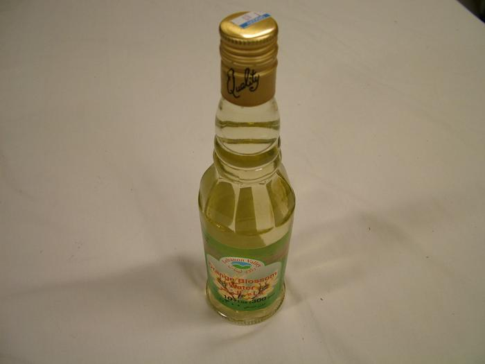 One Bottle Orange Blossom Water