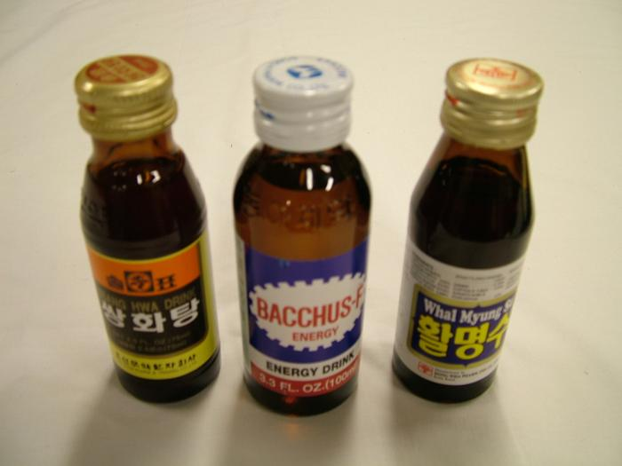 Korean Herbal Drinks, 3, Yi Family Archival Collection #143